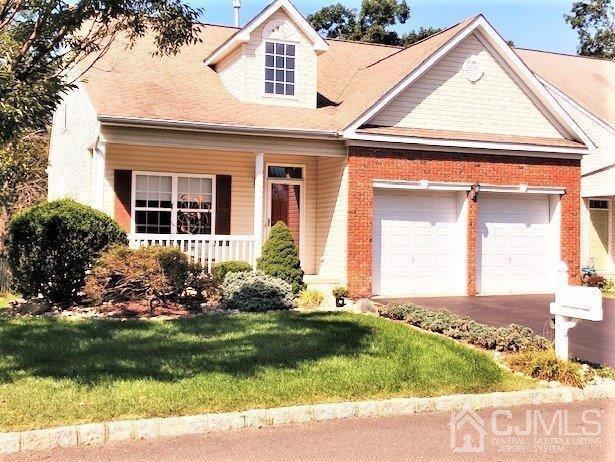 Single Family Homes 용 매매 에 Helmetta, 뉴저지 08828 미국