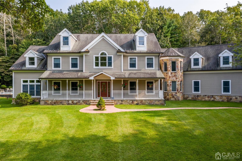 Single Family Homes para Venda às Mansfield, Nova Jersey 07863 Estados Unidos