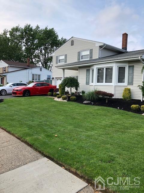 Single Family Homes 為 出售 在 Port Reading, 新澤西州 07064 美國