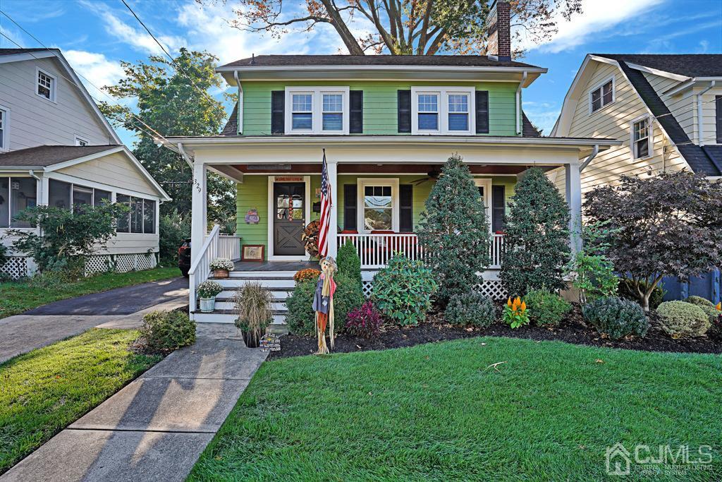 Single Family Homes للـ Sale في Dunellen, New Jersey 08812 United States