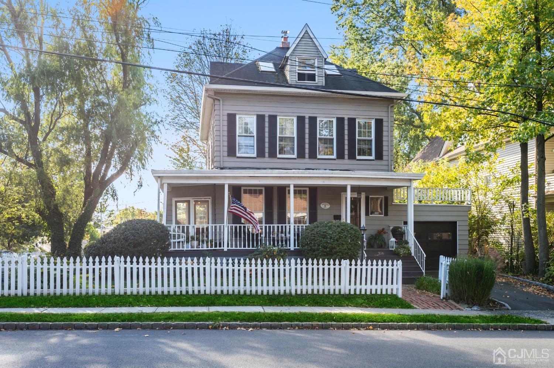 Single Family Homes vì Bán tại Cranford, New Jersey 07016 Hoa Kỳ