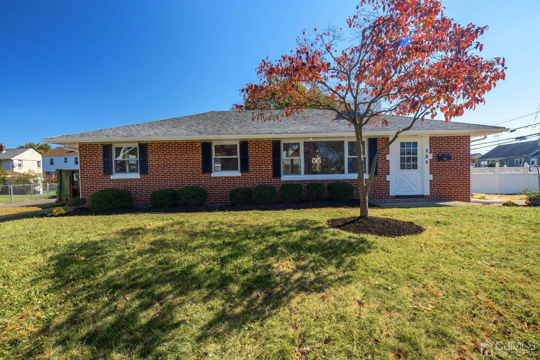 Single Family Homes 为 销售 在 曼维, 新泽西州 08835 美国