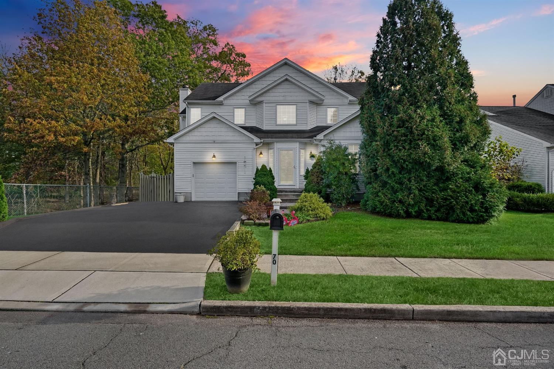 Property for sale at 70 Princess Drive, North Brunswick,  New Jersey 08902