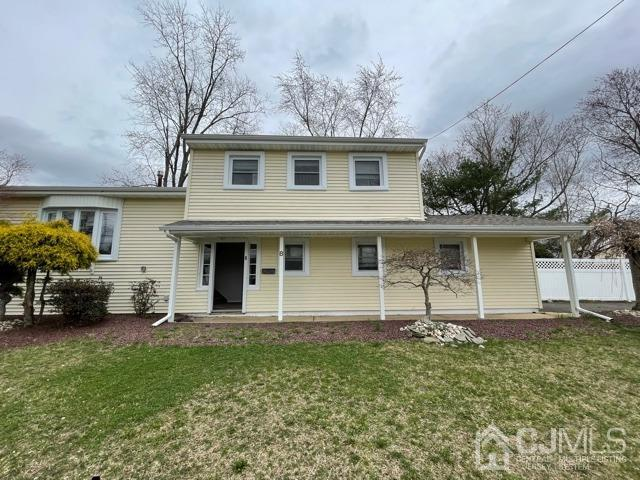 Property for sale at 8 Creighton Circle, Old Bridge,  New Jersey 08857