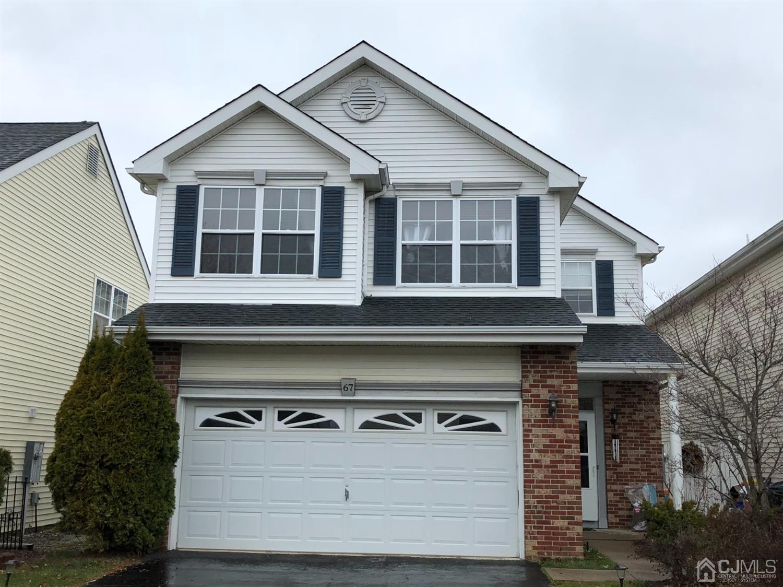 Property for sale at 67 Glen Oaks Court, Old Bridge,  New Jersey 08857