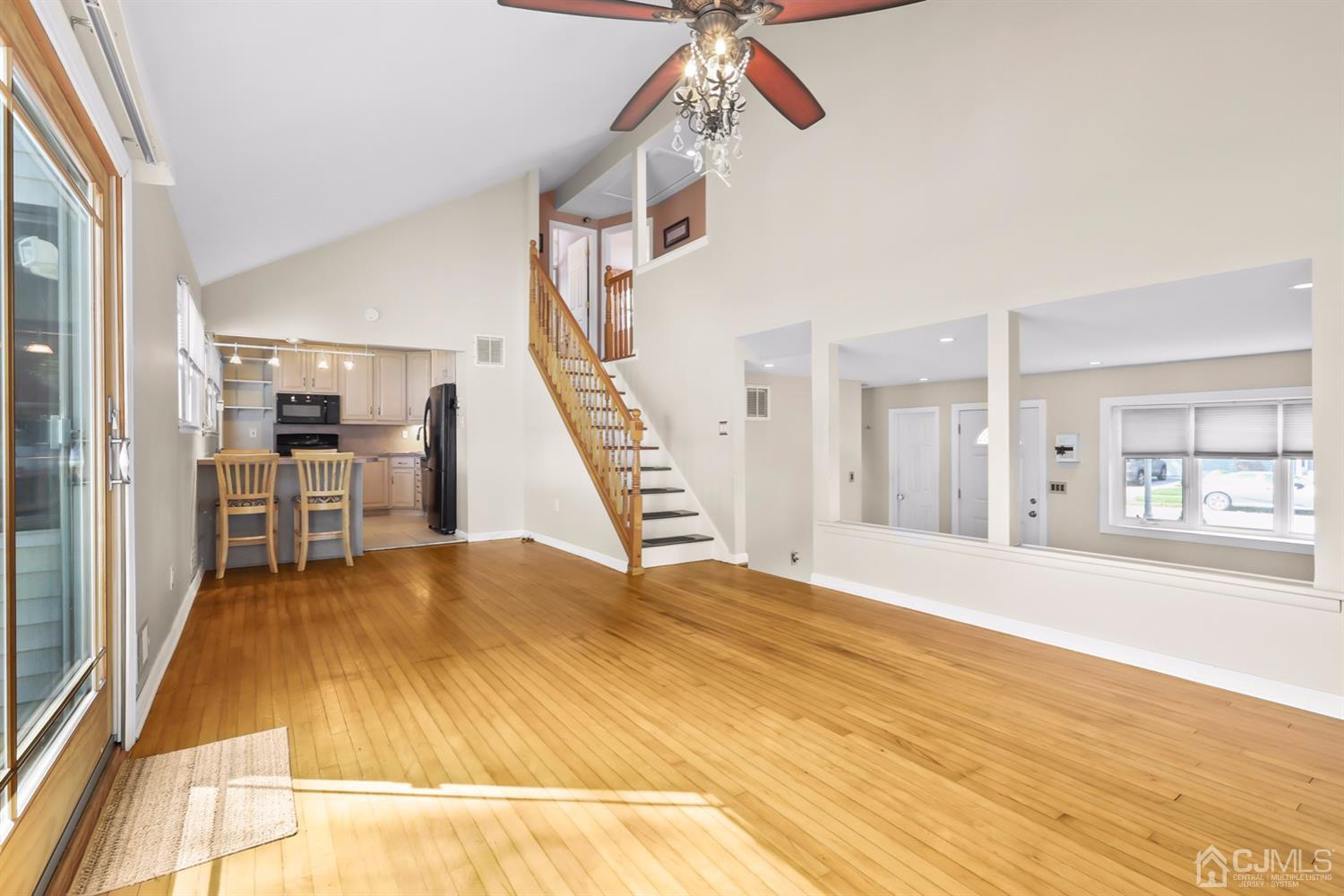 Spacious Dining Room or Dining Room/Family Room Combo