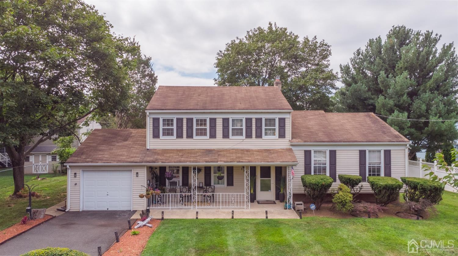 Well Appointed North Facing, 3/4 Bedroom, 2 Bath Custom Split-Level. Incredible location and desirable neighborhood close to Rutgers, schools, major highways, mass transportation, houses of worship & cultural centers, malls & shopping, parks & recreation & much more! Don't Miss-Won't Last!