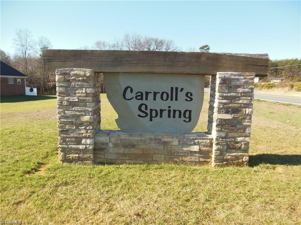 New home community on beautiful rolling land.  Great location in the heart of Stokes County close to Hanging Rock State Park and  just minutes north of Winston Salem. Country living on these level lots with deed restrictions.  Several tracts to choose from.  Seller will pay for septic improvement permit up to $150.00.  Lot 16 has a pond.  Seller is licensed real estate agent.