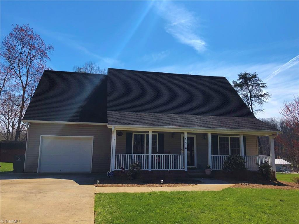 Beautiful 2 story house on .47+/- acres! Only one owner who custom picked all the wonderful details throughout the entire house! VERY WELL taken care! All appliances including washer and dryer convey with house. Hardwood floors throughout most of the house. Attached garage. Fireplace in living room. This is a MUST SEE!