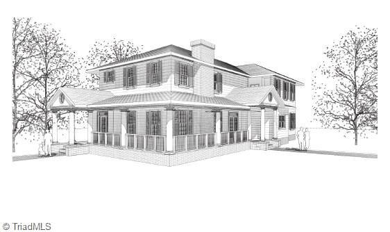"The Glade at West End. New custom construction in the heart of a historic neighborhood is adjacent to everything downtown has to offer. Only 10 lots left. This plan, ""The Forsyth II"", has open LR/DR space and 2 story entry. ML master suite, 2 UL bedrooms each with its own bath. UL bonus room. Recommended lots: 5, 6, 7, 8, 11, 12. Prices are subject to change and will be verified in the purchase and construction contract."