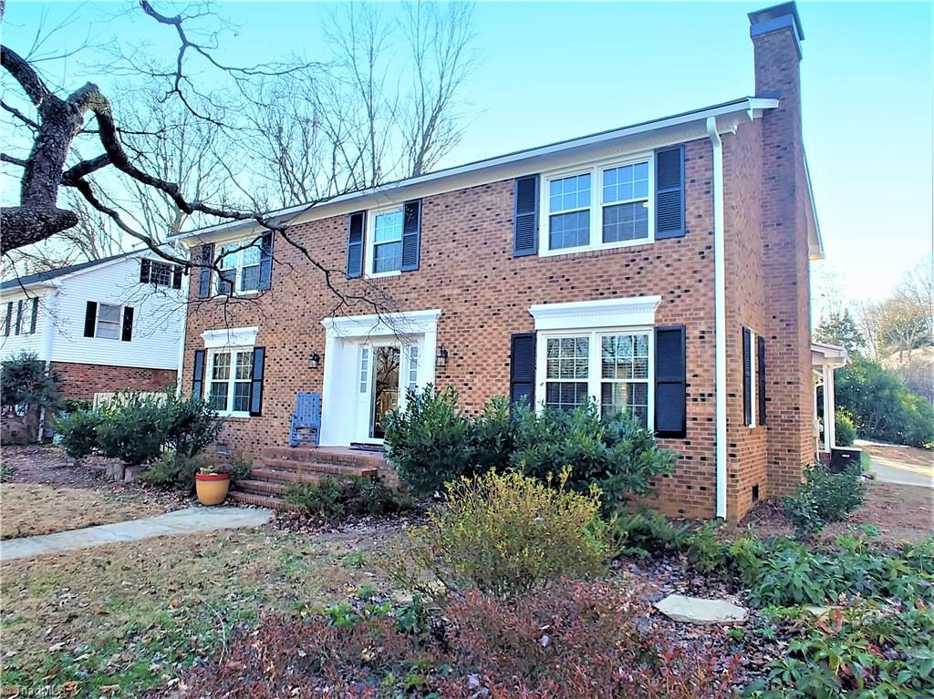 1407 Forest Hill Drive, Greensboro, North Carolina 27410, 4 Bedrooms Bedrooms, 11 Rooms Rooms,Residential,For Sale Triad MLS,Forest Hill,959793