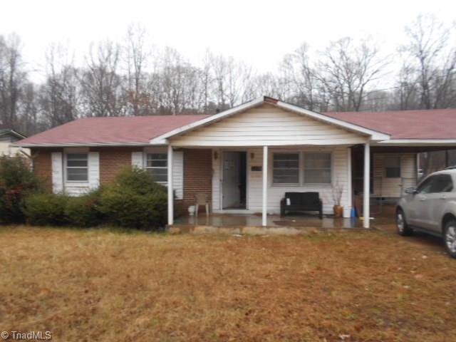 Property for sale at 1629 Marble Street, Winston Salem,  North Carolina 27107