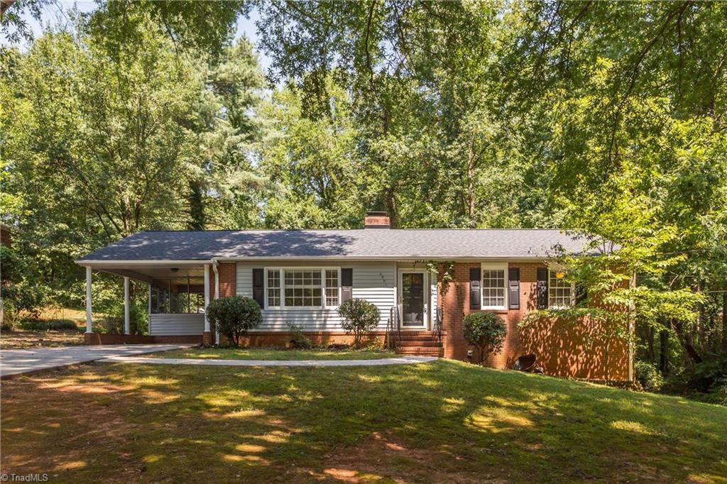 Property for sale at 4981 Lochraven Drive, Winston Salem,  North Carolina 27104