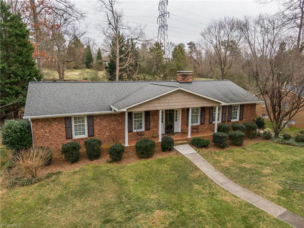 Property for sale at 4131 Winchester Road, Winston Salem,  North Carolina 27106