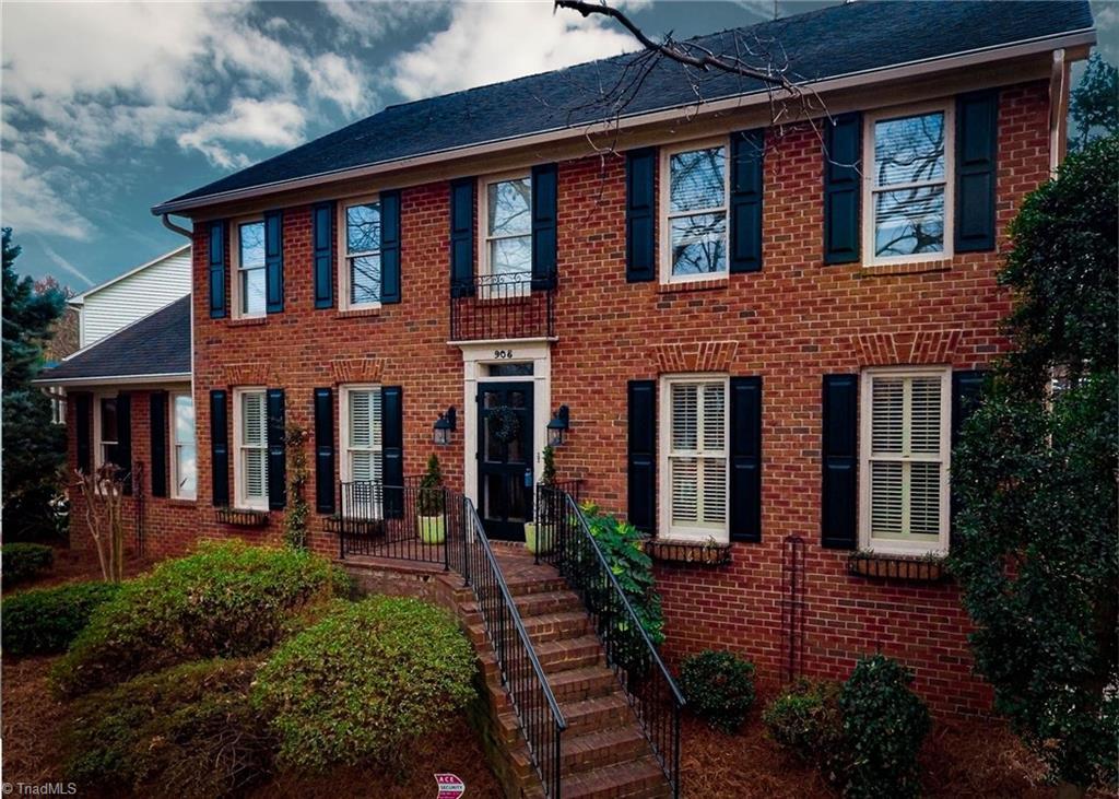 Property for sale at 908 Ashley Glen Drive, Winston Salem,  North Carolina 27104