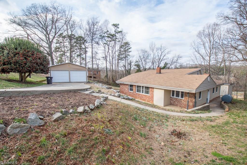 Property for sale at 365 Park Boulevard, Winston Salem,  North Carolina 27127