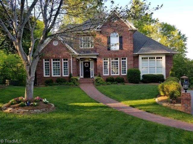 Property for sale at 132 Spring Creek Court, Winston Salem,  North Carolina 27106