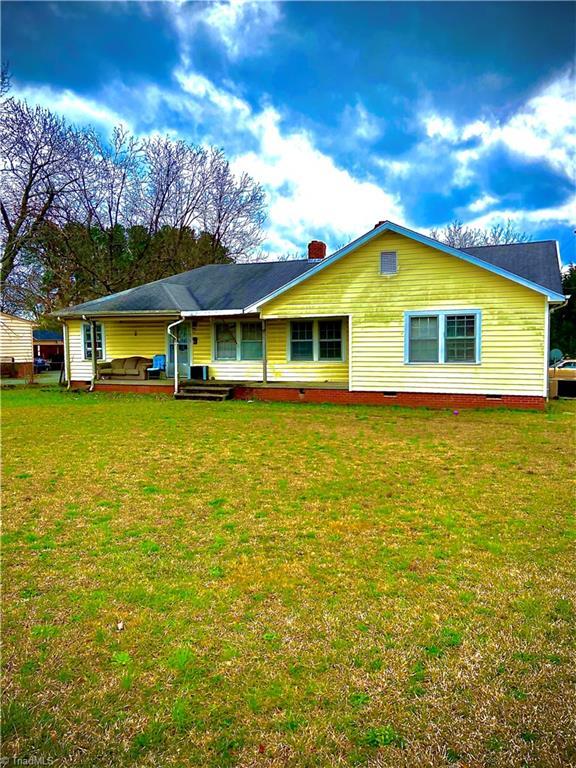 1436 Webb Avenue, Burlington, North Carolina 27217, ,Residential Income,For Sale Triad MLS,Webb,968118