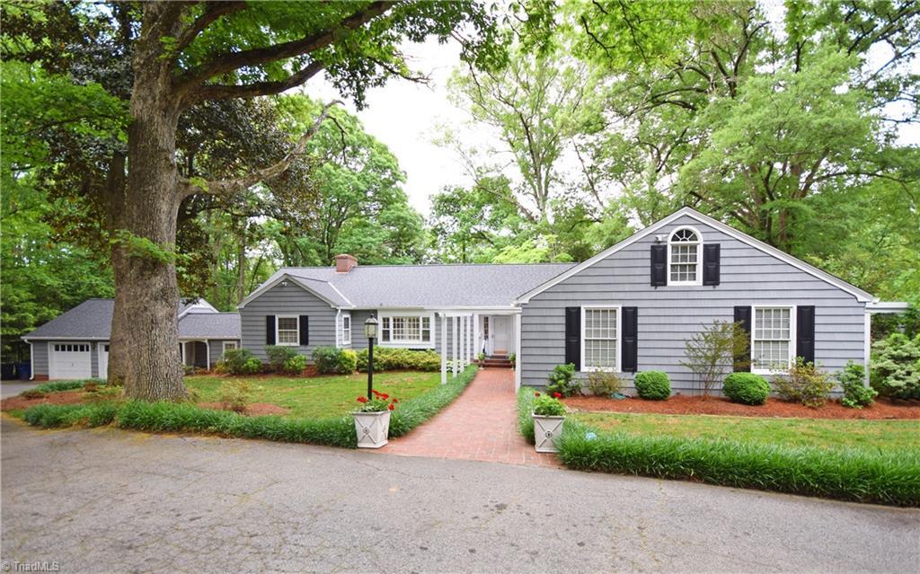 Property for sale at 521 Buckingham Road, Winston Salem,  North Carolina 27104