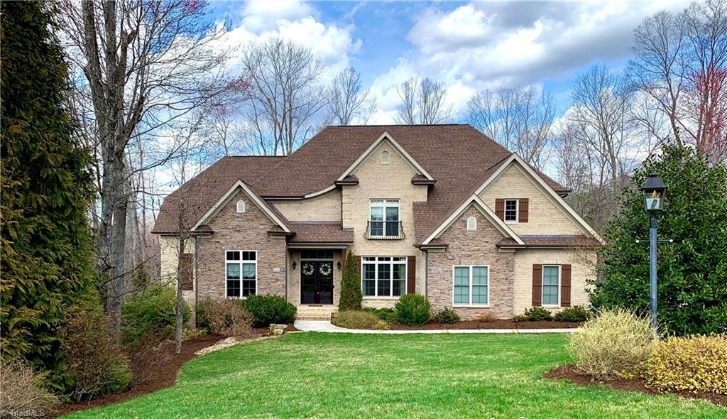6355 Poplar Forest Drive, Summerfield, North Carolina 27358, 4 Bedrooms Bedrooms, 11 Rooms Rooms,Residential,For Sale Triad MLS,Poplar Forest,969477