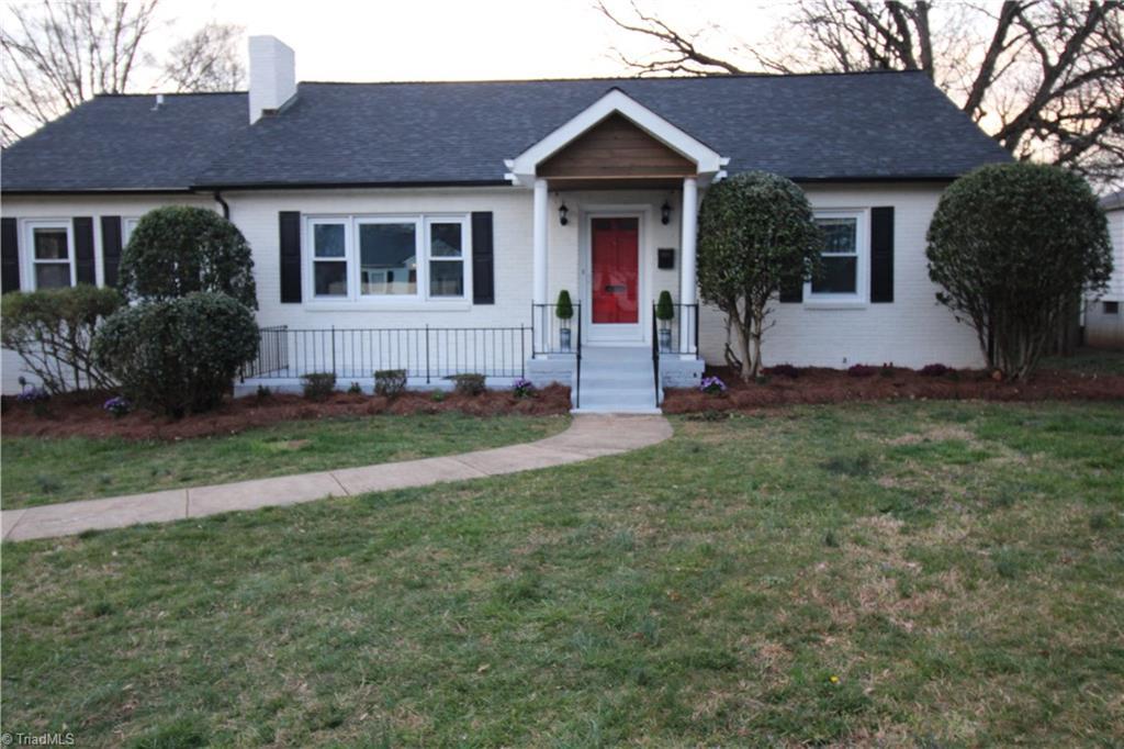Property for sale at 1218 Miller Street, Winston Salem,  North Carolina 27103