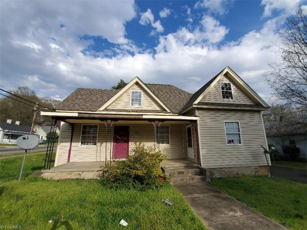 2201 Nissen Avenue, Winston Salem, North Carolina 27107, ,Residential Income,For Sale Triad MLS,Nissen,970650