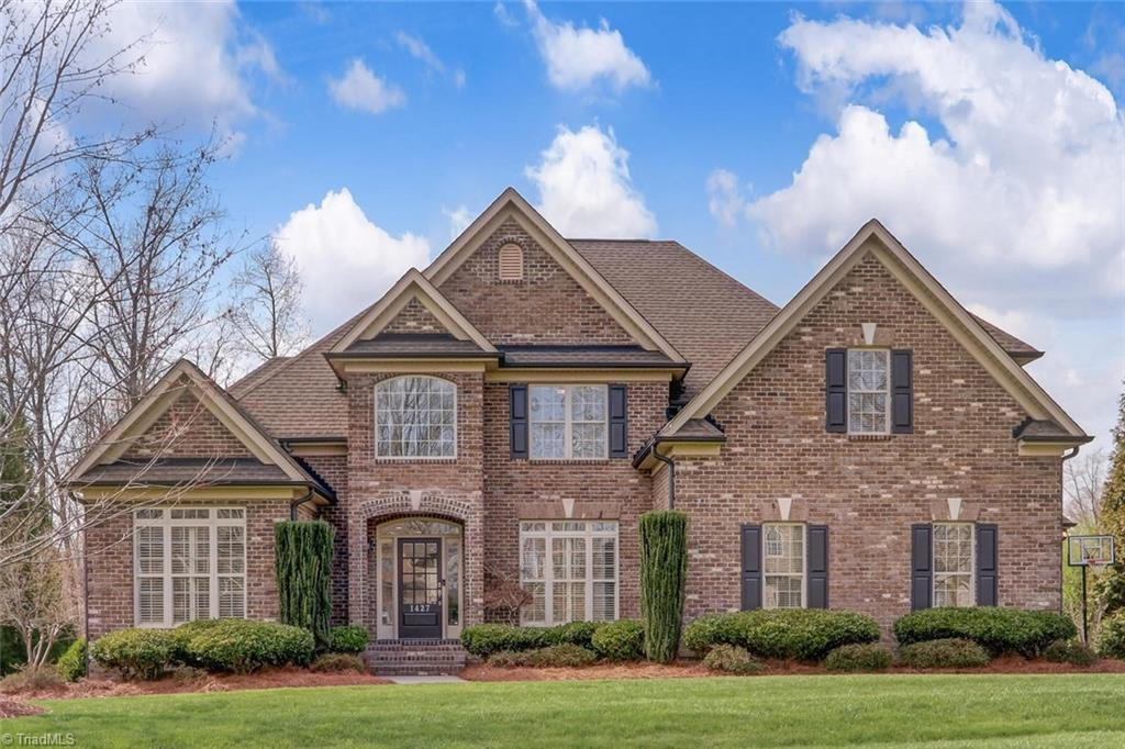 1427 Kintail Court, Summerfield, North Carolina 27358, 4 Bedrooms Bedrooms, 12 Rooms Rooms,Residential,For Sale Triad MLS,Kintail,970834