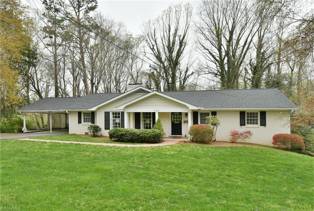 Property for sale at 988 Kenleigh Circle, Winston Salem,  North Carolina 27106