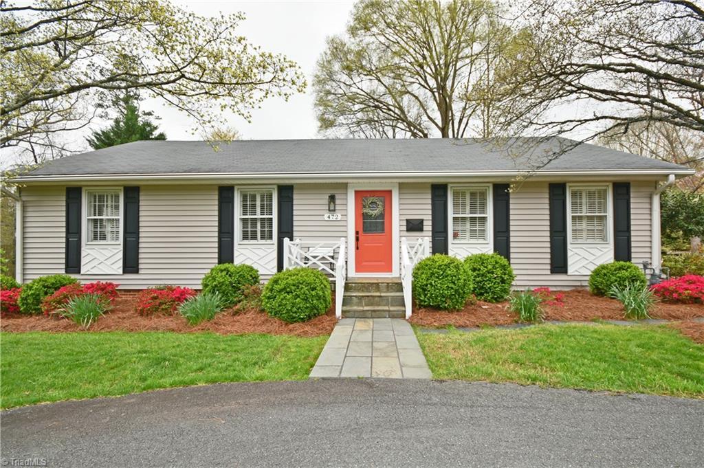 Property for sale at 472 Pennsylvania Avenue, Winston Salem,  North Carolina 27104