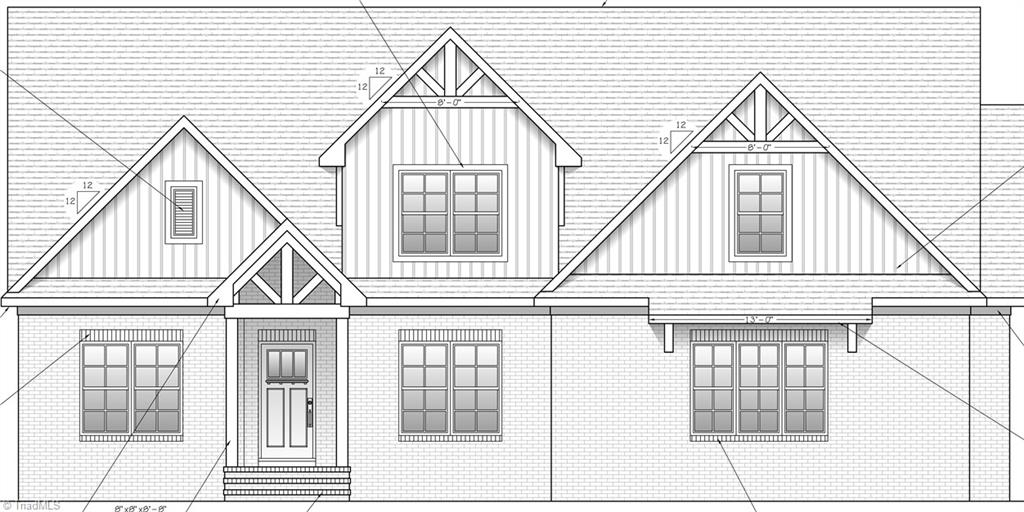Another awesome build by CG2 Homes, Inc. Open floor plan with master on the main. For comps only
