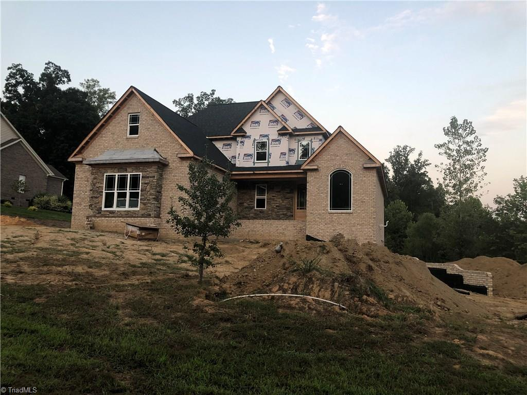 Custom home built by Phil Strupe Builders Inc!  Just in time to pick colors!  Full finished basement!