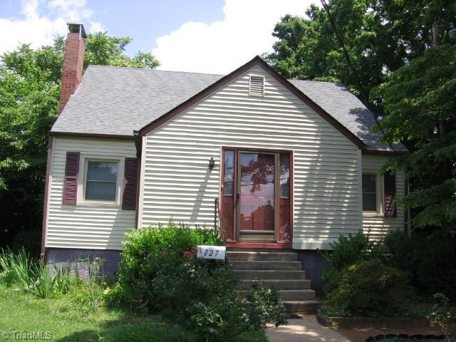 BACK ON MARKET NO FAULT OF SELLER.  Surprisingly spacious. Located in Ardmore area close to Baptist Hospital this house has 2 bedrooms and a bath on the main level and an upper suite with full bath. Newly finished Hardwood floors.  Large kitchen with good storage. Fenced back yard. Full unfinished basement.