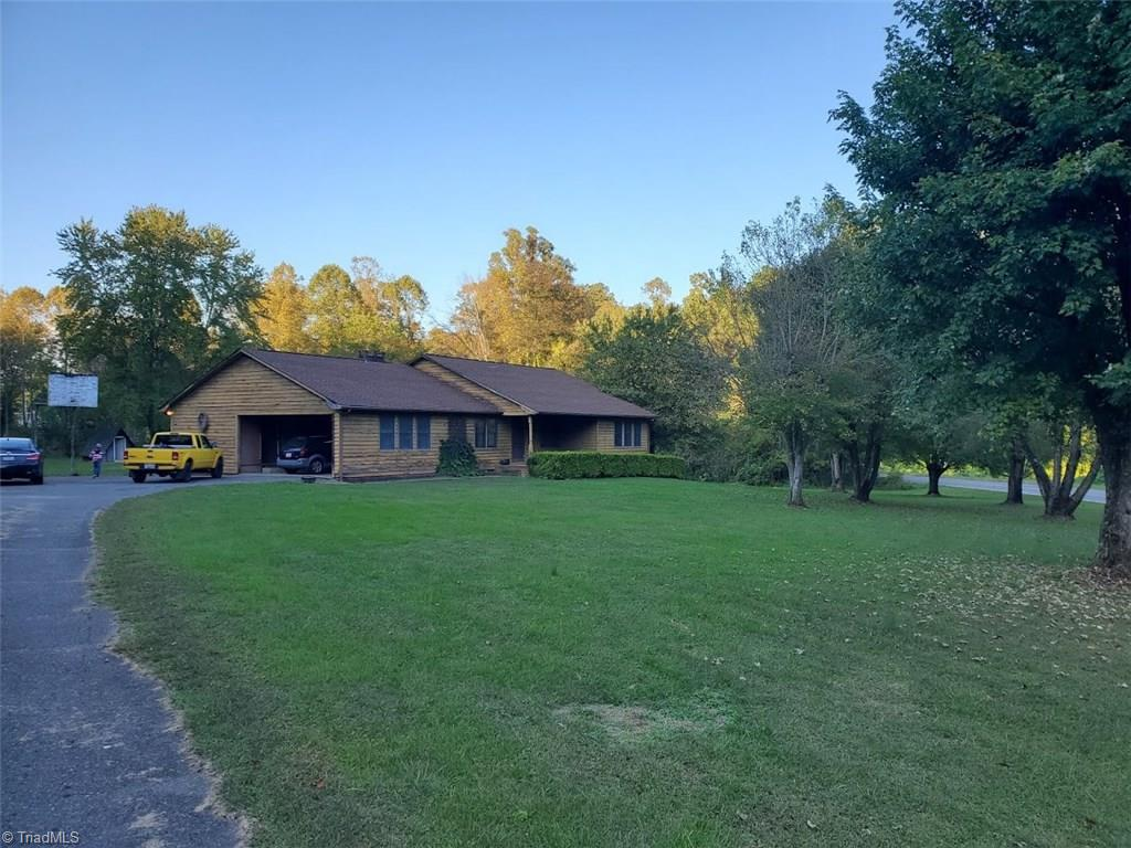 Beautiful 4 Bedroom 2.5 bath home on 2.39 acres awaiting your updates.  Full Basement.  Small creek runs through the corner of the property.  Must see this home.  Won't last long.