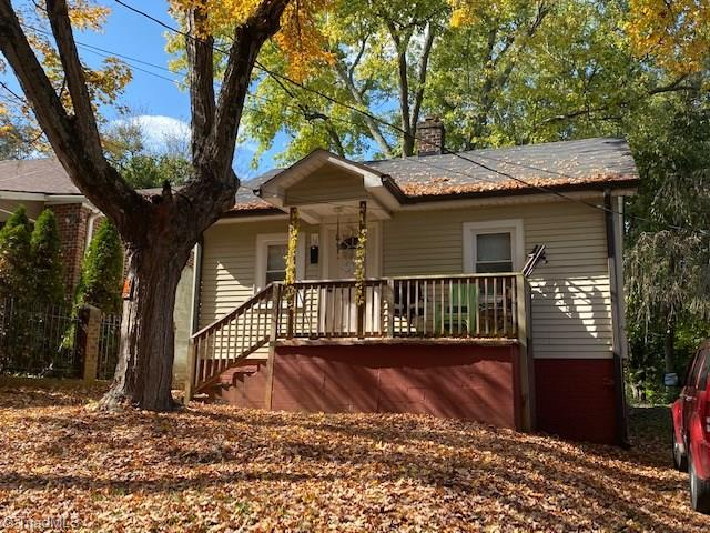 **Investors** Tenant occupied house house rented for $550 (month to month) in Washington Park. Please do not drive by and disturb the tenants. POF and 24 hour notice required prior to showing.