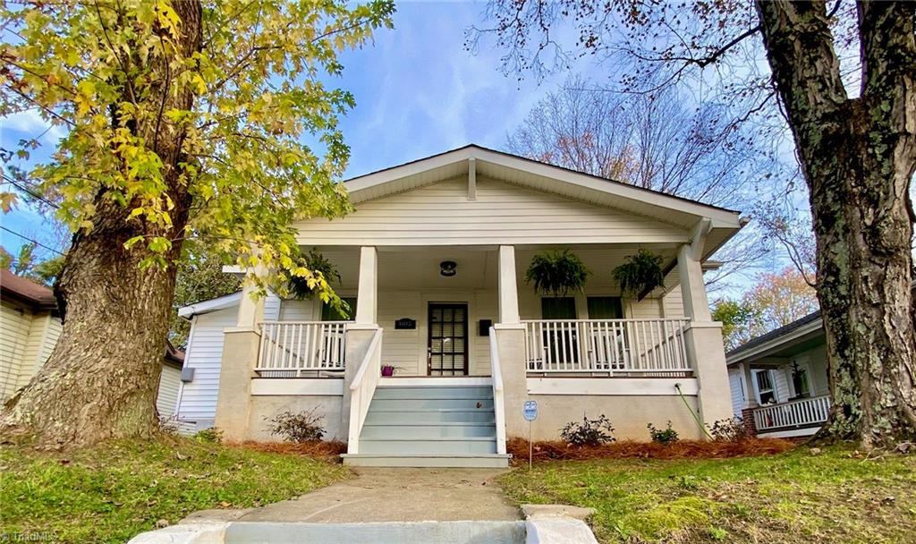 You will love this wonderfully renovated West Salem home situated between Granville and Washington Parks. Top to Bottom renovations were completed in 2018, but much of the charm & character still remains including the tall ceilings and oversized trim work. This unique property has a parking spaces on the gravel pad for 3-4 vehicles on the rear you will also find a 4x8 storage building. Enjoy the crisp evenings on the 10x16 deck area and watch the sunset over the trees on the huge front porch.