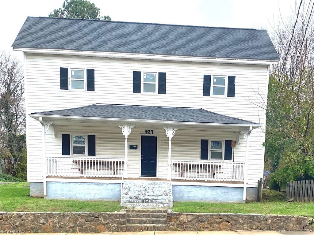 """Investor Special in the heart of West Salem. Option to have 5, 6, or 7 bedrooms with 3 full bathrooms. Large covered front porch. Close to Carolina University. Minutes from Truist Ballpark, Old Salem, and downtown. House needs TLC being sold """"As Is""""."""
