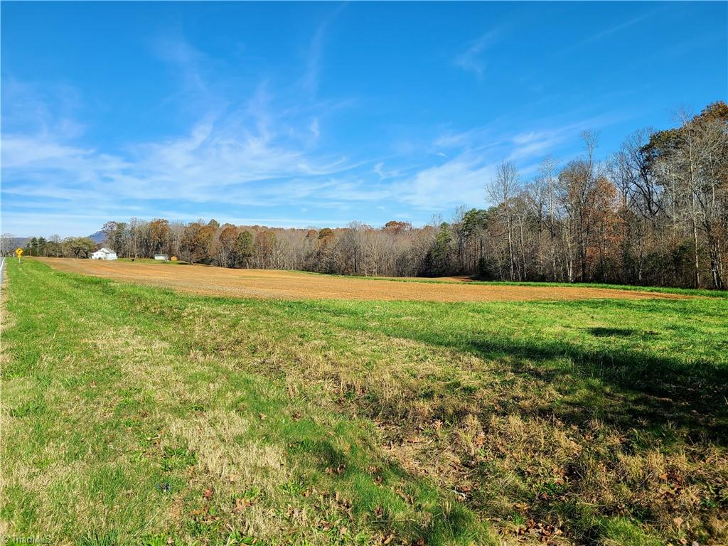 Beautiful 8 acre tract of land with approx 5 acres already cleared. Has mountain view from top side and will need very little prep to build your custom home.  Within minutes of town and yet in the country. See agent only remarks.