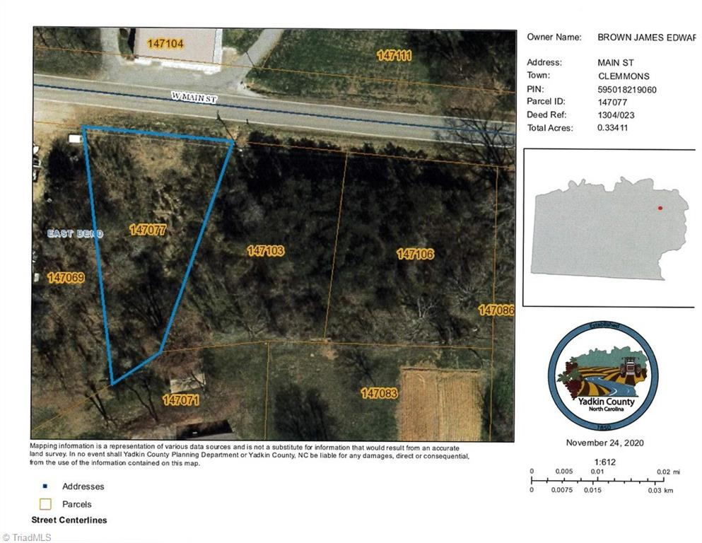 Wonderful opportunity to purchase Commercial property in Yadkin county.