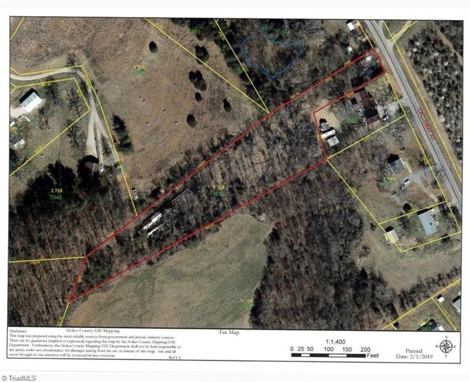 Small acreage tract with public water available, wood and privacy, zoned R-20. No deed restrictions! Price reduced! Bring all offers!