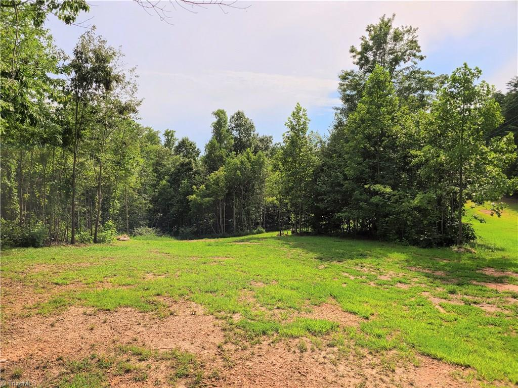 Over 11 acres with cleared home sites at 2 spots, multiple streams and large creek.  Views of Sauratown Mountain and possibly Pilot Mountain.  Property is perfect for a custom home with a view.  Property is also gated.  Come on out to the peace and serenity of the country! 10 acre tract adjoining available. Check out the drone fly over link on the virtual tour tab.