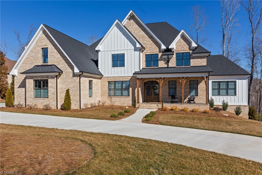 "Rare opportunity in Brookberry Farm for a nearly new construction custom build by Darren Burke Homes. This beauty is jaw dropping from the moment you enter-Dining Room with stunning wine display wall, Butler's Pantry, private study! Head towards the massive great room featuring coffered ceiling, 72"" linear fireplace & a wall of picture windows overlooking this private, mature tree-lined lot! Chef's kitchen will amaze you-48"" dual fuel range, 2 dishwashers, custom cabinets and so much more! Breakfast & keeping room open onto vaulted screened porch w/ slider doors. ML master suite is unbelievable: Spa bathroom with luxurious fixtures, massive shower, showroom closet area & more. Upper level has 4 addl bedrooms, 3 full baths (one jack/jill), spacious bonus room & walk-in attic space. Enormous walk-out unfinished basement. Home features 2 laundry rooms, LED lighting throughout along with smart home technology-the list goes on! Neighborhood amenities are top notch! This is not one to miss!"