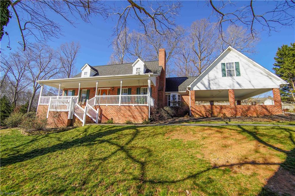 *Please submit best offer by 5:00 pm on Saturday 3/6/21* Remarkable 3 BR, 3.5 BA Cape Cod in desirable Oak Grove school district in N Davidson County. Main level boasts large living room w/gas log fireplace, kitchen, dining room, and spacious primary bedroom with walk-in closet and bath with separate shower & jetted tub. Lovely hardwood floors & tile throughout main level....no carpet! Recent paint & updated kitchen. Massive bright sunny laundry/mud room w/heated tile floor.  Upper level includes 2 generously sized bedrooms & large bonus room. Lower level features separate living quarters w/separate entrance which includes den w/wood burning fireplace & new carpet, kitchen, dining, and office w/closet (used as bedroom-no window) and laundry room. Lower level also has climate controlled workshop. Enjoy spending time outside on the stamped concrete rear patio or front porch. 2 car attached main level carport & 2 car detached garage. Backup generator. Additional lot also available.