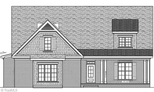Custom construction by Veritas Construction for comp purposes only. Main level living with two bedrooms on main. 3 car side load garage. All brick maintenance free exterior. Open floorplan with screened porch. Phase 7 has lots remaining for custom building and Phase 8 is now open for reservations. Call for info on lots!