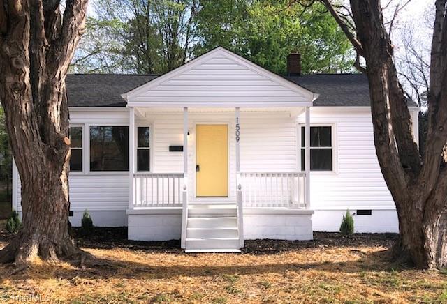 1509 Trogdon Street, Greensboro, North Carolina 27403, 3 Bedrooms Bedrooms, 6 Rooms Rooms,Residential,For Sale Triad MLS,Trogdon,1019692