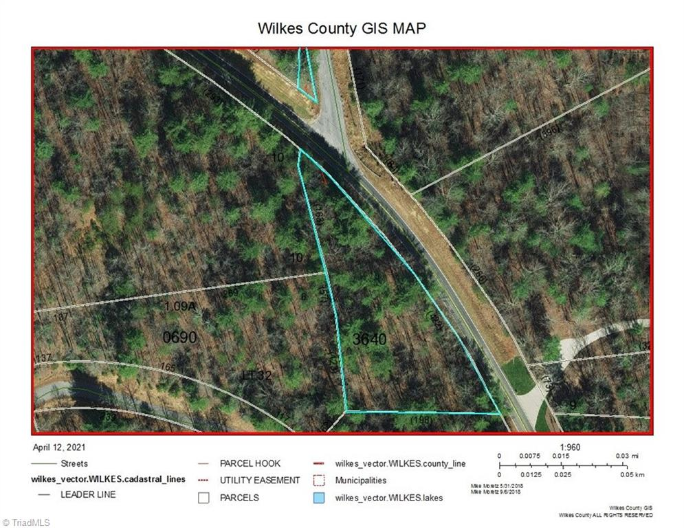 Jim Caudill Road, Wilkesboro, North Carolina 28697, ,Land,For Sale Triad MLS,Jim Caudill,1019711