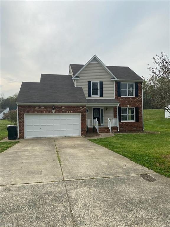 1337 Hanford Hills Road, Graham, North Carolina 27253, 4 Bedrooms Bedrooms, 9 Rooms Rooms,Residential,For Sale Triad MLS,Hanford Hills,1019832