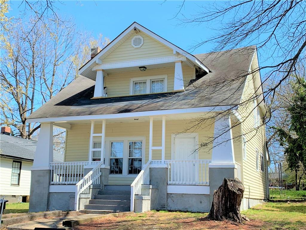 405 Law Street, Greensboro, North Carolina 27401, 3 Bedrooms Bedrooms, 4 Rooms Rooms,Residential,For Sale Triad MLS,Law,1019848