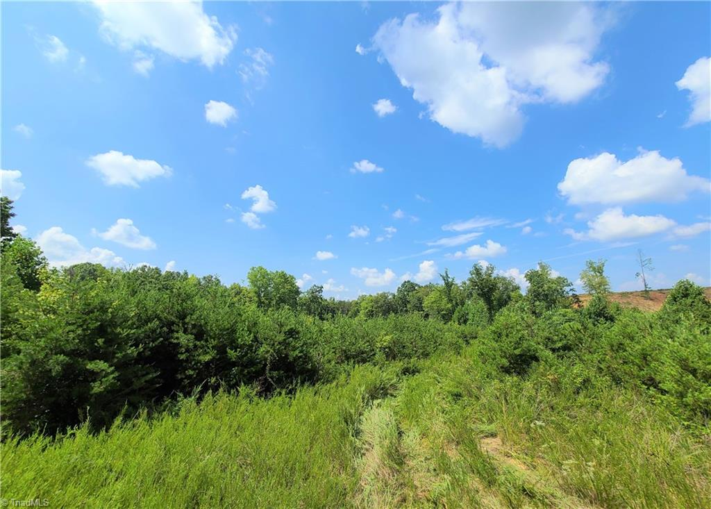 Beautiful 10 acre tract perfect for a custom house out in the country! Homesite lays good and has creek on lower part of the land. Land was somewhat cleared years ago and should not take much to clean back up to build on.  Great location just outside of King and convenient to King and Winston Salem.  Soil report already done.