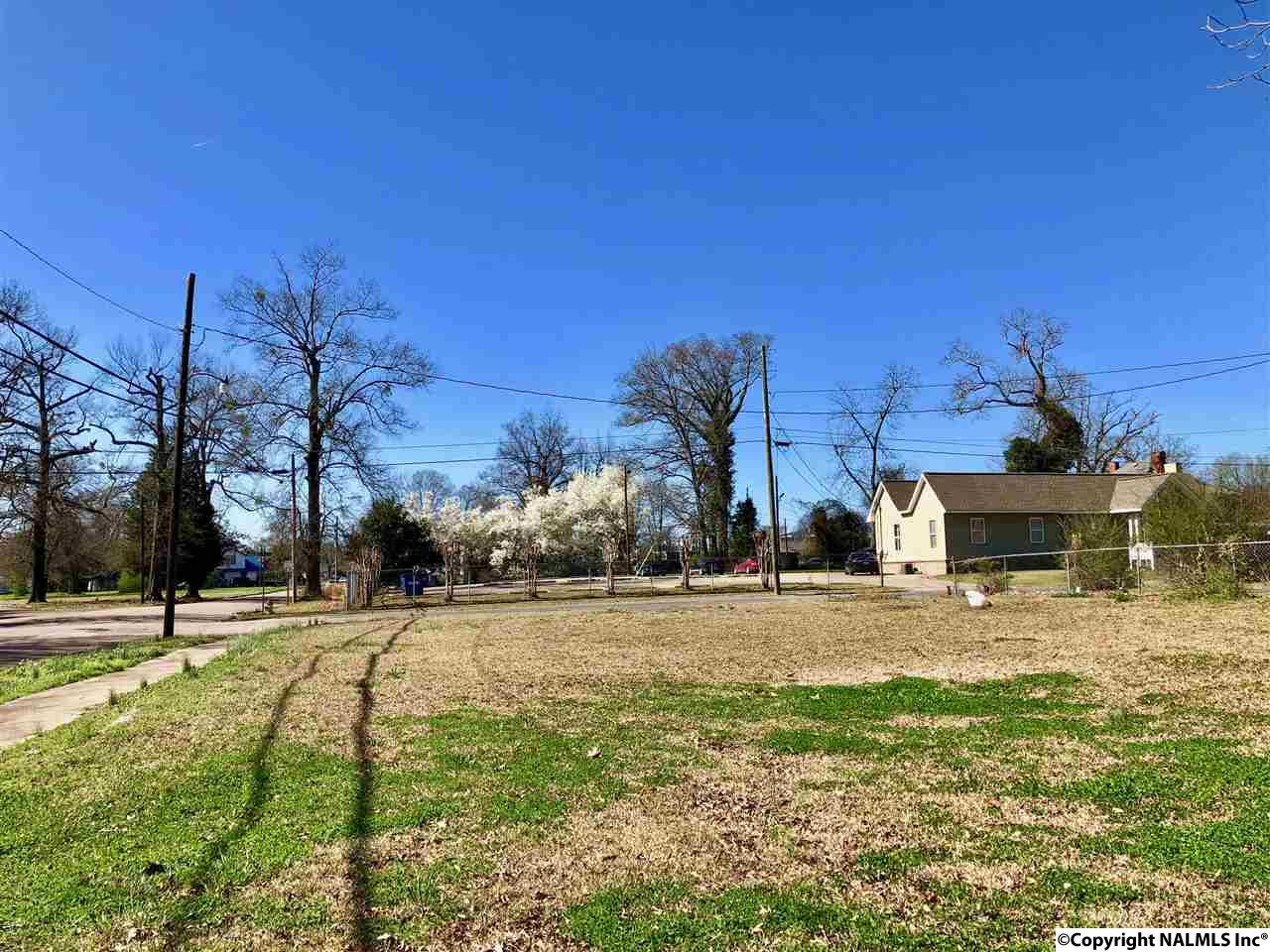Photo of home for sale at 0 Third Avenue, Gadsden AL