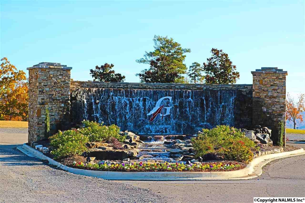 Photo of home for sale at Lot 14 Gl Ridge Circle, Guntersville AL